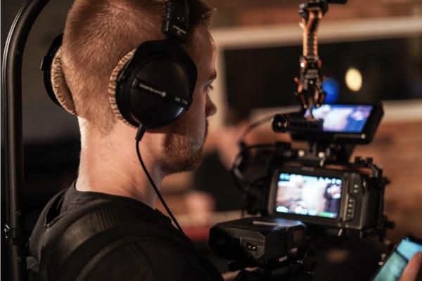 Dreh im Videostudio-mieten- Videoraum Lübeck
